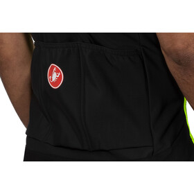 Castelli Perfetto Light 2 Jersey Herre yellow fluo